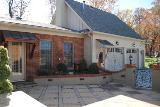 Beaver Home Builders, Inc. | Custom Patio Project