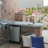 Beaver Home Builders, Inc. | Outdoor BBQ Area