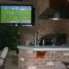 Beaver Home Builders, Inc. | Outdoor Entertainment Area