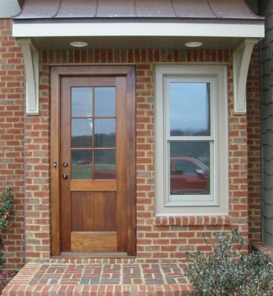 Beaver Home Builders, Inc. | Custom Door
