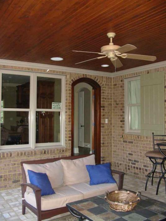 Beaver Home Builders, Inc. | Custom Porch