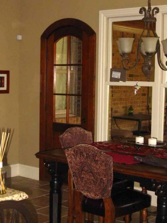 Beaver Home Builders, Inc. | Dining Area