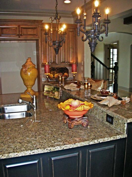 Beaver Home Builders, Inc. | Alternate Kitchen View