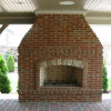 Beaver Home Builders, Inc. | Outdoor Fireplace