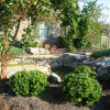 Beaver Home Builders, Inc. | Custom Patio Pond Installation in Knoxville, TN