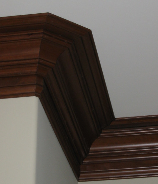 Beaver Home Builders, Inc. | Detail Moulding Work
