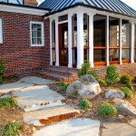 Beaver Home Builders, Inc. | Covered Porch Addition near Knoxville, TN