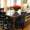 Beaver Home Builders, Inc. | Kitchen Renovation | Custom Center Island with second sink and second oven