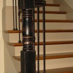Beaver Home Builders, Inc. | Custom Banister