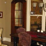 Beaver Home Builders, Inc.   Dining Area