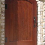 Beaver Home Builders, Inc. | Custom Wood Gate