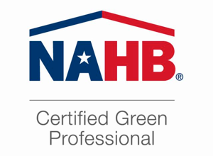 Beaver Home Builders, Inc. is proud to be a Certified Green Professional Member of the National Association of Home Builders.